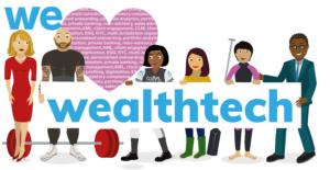 We love wealthtech